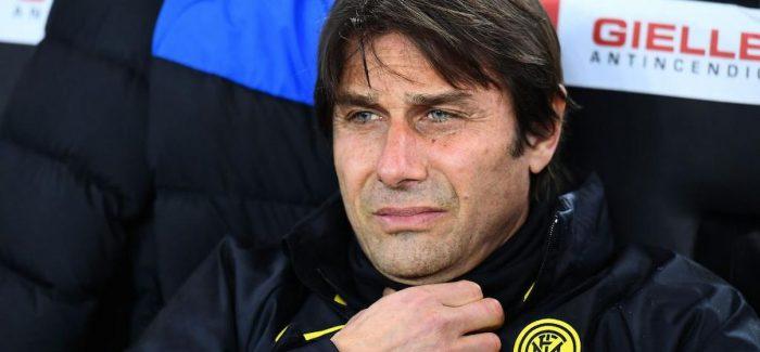 """Inter, zbulohet skema e Contes: """"Akush nuk e di, por quhet 'makina me 5 koka': behet fjale per…"""""""