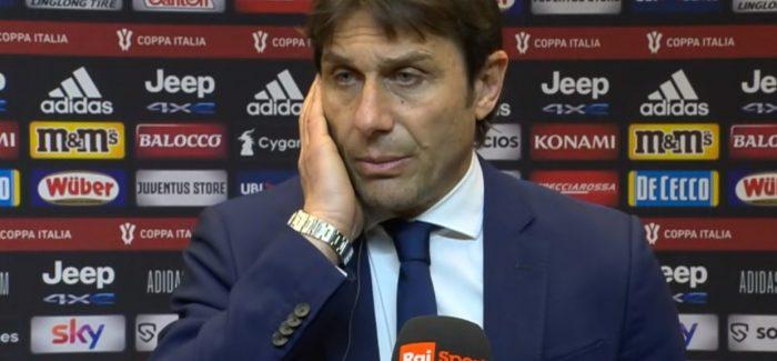 """Conte nuk permbahet pas ndeshjes: """"Juventusi te thote te verteten dhe te me respektoje: nuk dua fare…"""""""
