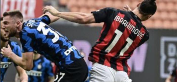 """MOVIOLA E DERBIT – Gazzetta zbulon: """"Ibrahimovic kerkoi nje penallti: ishte apo nuk ishte?"""""""