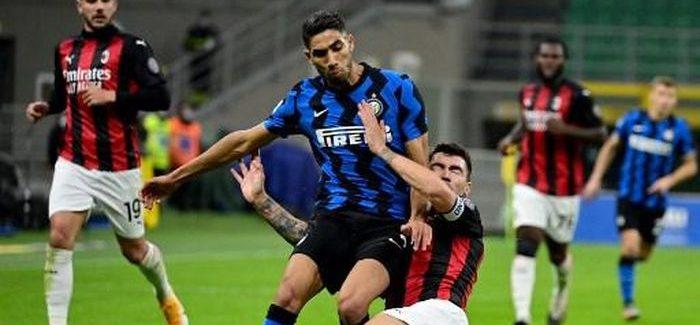 """Inter, derby ka pasur vetem nje lajm te keq: Achraf Hakimi! """"Lojtari eshte i detyruar tashme qe te…"""""""