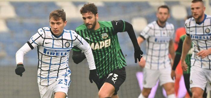 "Inter, nga Sassuolo te Sassuolo! Gazzetta zbulon: ""A e dini cfare ka ndodhur keto 20 ndeshje?"""