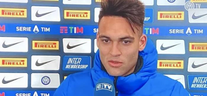 """Lautaro flet perseri: """"Ja cfare i thashe Contes perpara ndeshjes. Qe ai eshte nje…"""""""