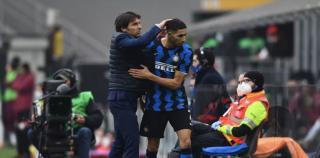 """Hakimi kujton kohen tek Interi: """"Isha ne Milano dhe nuk e kisha kuptuar mire: Conte donte te me bente…"""""""