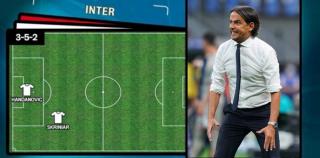 """INTER-Juventus, Inzaghi vendos gjithcka: """"Ja formacioni qe Inter do te zbrese ne fushe: cfare surprize nga minuta e pare."""""""